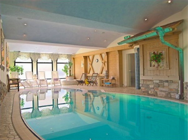 La piscina Pangrazzi - Hotel 3 stelle