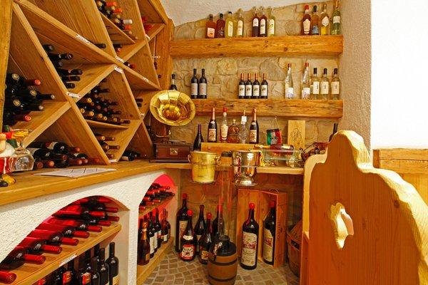 La cantina dei vini Ossana Il Maniero