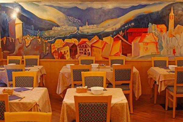 Il ristorante Ossana Il Maniero