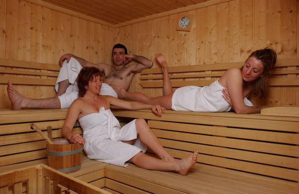 Foto della sauna Cogolo di Peio