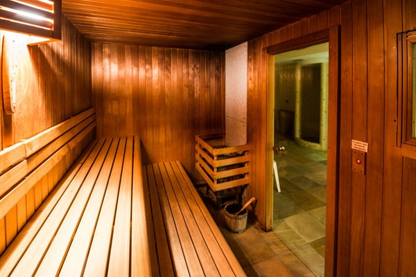 Photo of the sauna Peio Terme