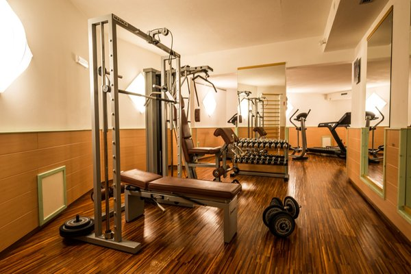 Photo of the fitness area Hotel Rosa degli Angeli