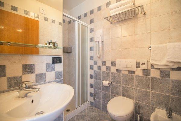 Foto del bagno Hotel Centrale