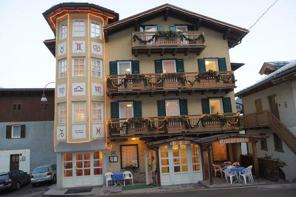 Foto invernale di presentazione Centrale - Hotel 3 stelle