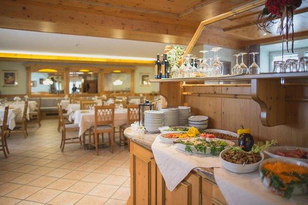 Il ristorante Peio Centrale