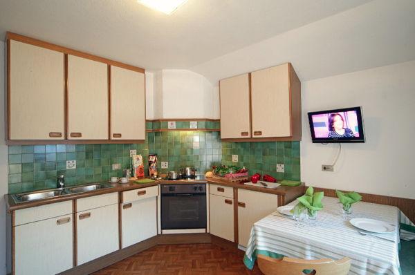 Foto der Küche Rosra