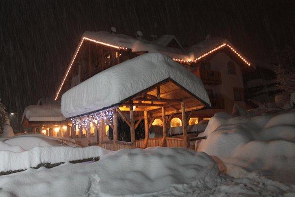 Foto Außenansicht im Winter Gran Zebrù