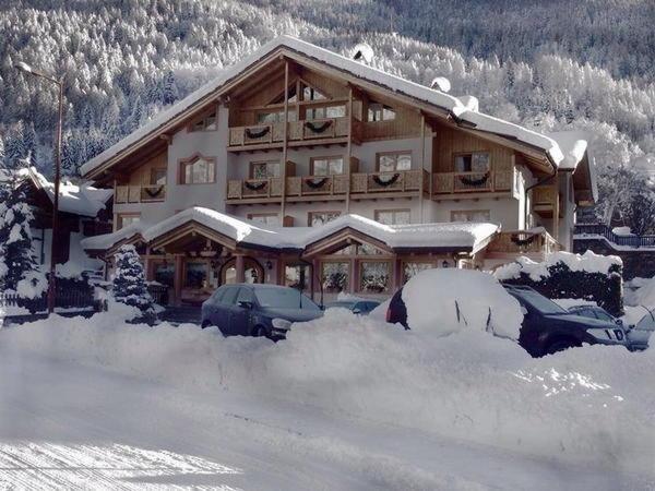 Winter Präsentationsbild Hotel Gran Zebrù