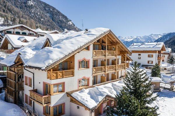 Foto invernale di presentazione Hotel Active Gran Zebrù