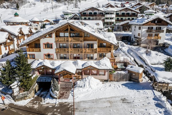 Foto esterno in inverno Active Gran Zebrù