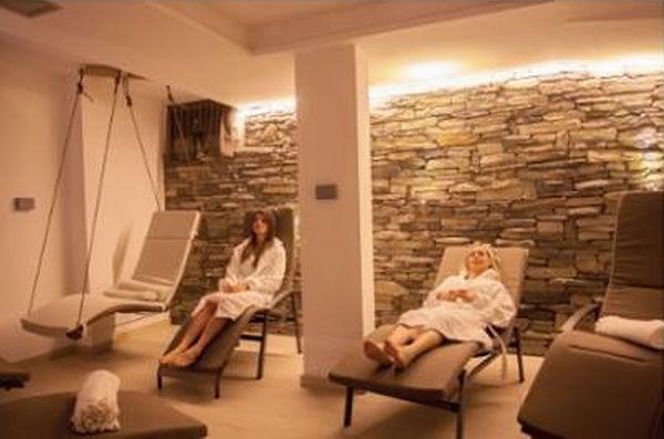 Foto vom Wellness-Bereich Hotel Gran Zebrù