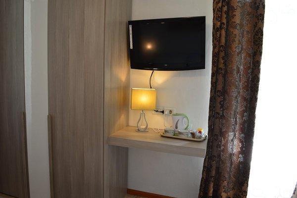 Foto vom Zimmer Hotel Pejo