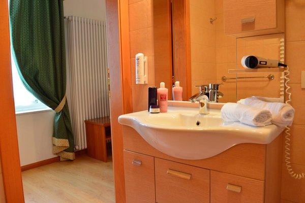 Foto del bagno Hotel Pejo