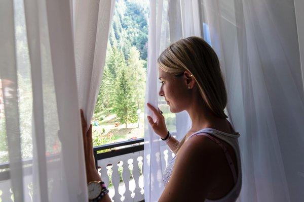 Photo of the balcony Pejo