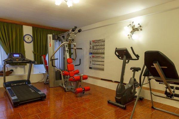 Foto della zona fitness Hotel Santa Maria
