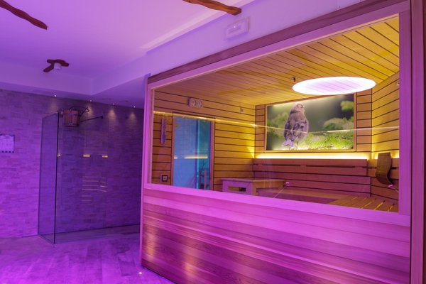 Foto della sauna Peio Terme