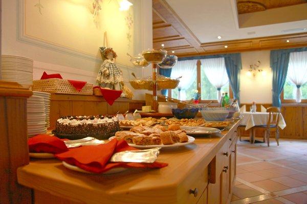 La colazione Sport Hotel Stella Alpina