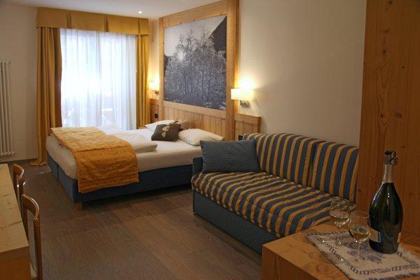 Foto della camera Sport Hotel Stella Alpina