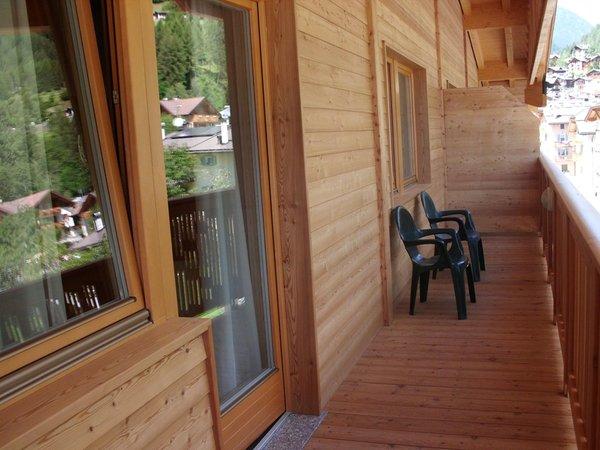 Foto del balcone Sport Hotel Stella Alpina