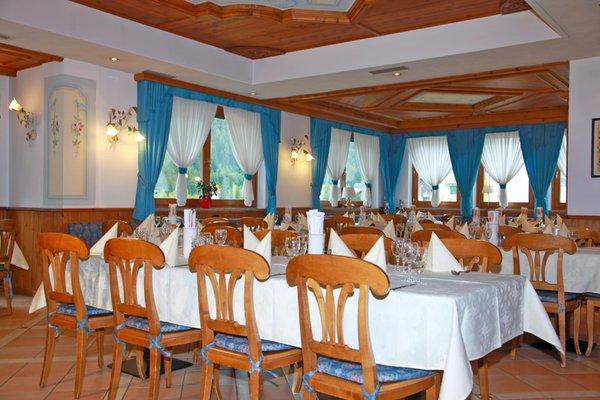 Il ristorante Cogolo di Peio Sport Hotel Stella Alpina