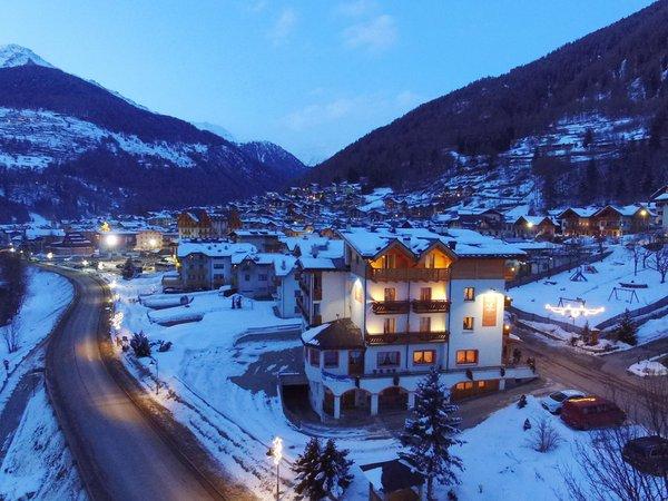 Foto invernale di presentazione Sport Hotel Stella Alpina