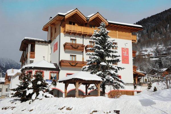 Foto esterno in inverno Sport Hotel Stella Alpina