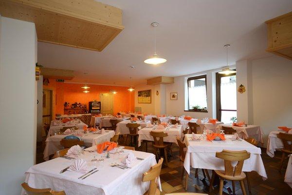 Il ristorante Peio Terme Sporting