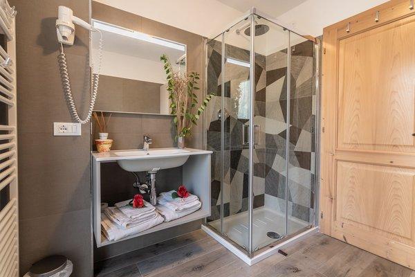 Foto del bagno Residence Arnica