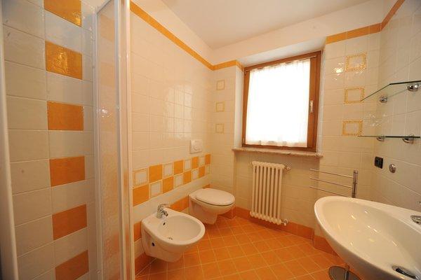 Foto del bagno Appartamenti Vegaia