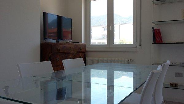 La zona giorno Appartamenti Casa Donatella