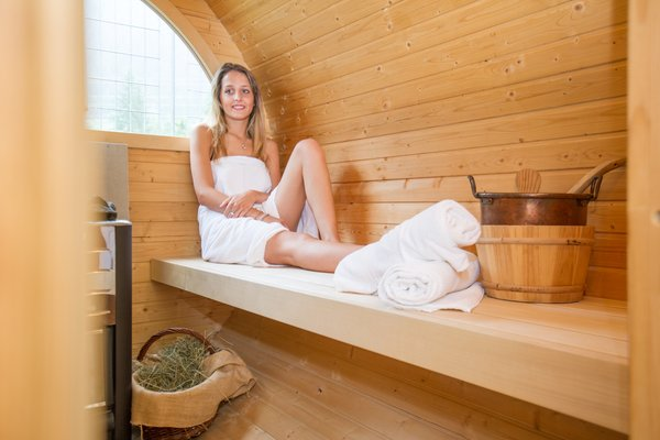 Photo of the sauna Vermiglio