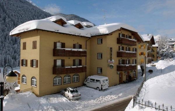 Foto invernale di presentazione Milano - Hotel 3 stelle