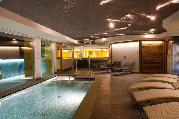 Schwimmbad Hotel Delle Alpi