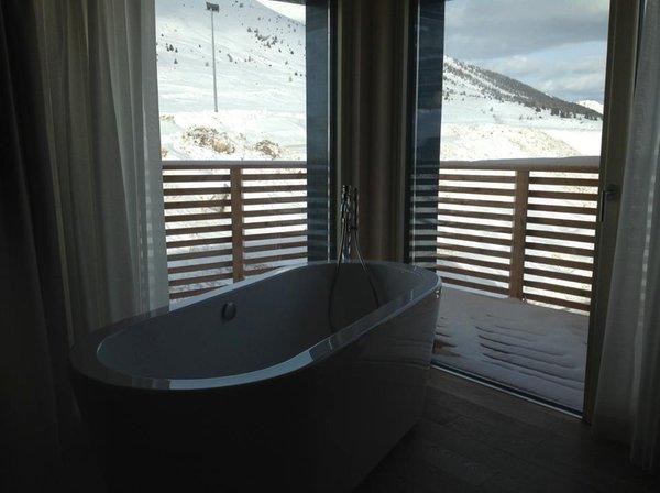 Foto del bagno Hotel Delle Alpi