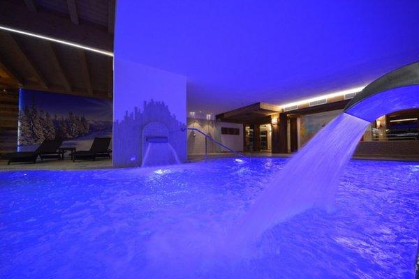 La piscina Hotel Gardenia