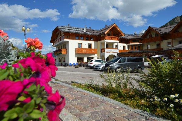 Foto estiva di presentazione Hotel Gardenia