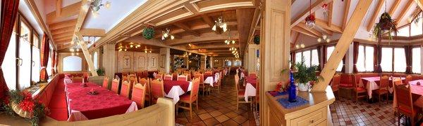 Il ristorante Passo Tonale Sporting
