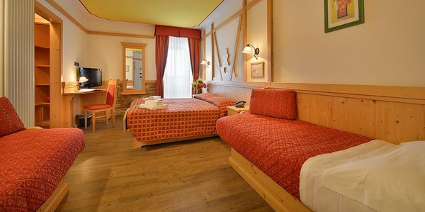 Photo of the room Hotel Adamello