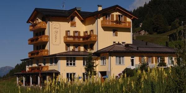 Foto estiva di presentazione Bezzi - Hotel 3 stelle