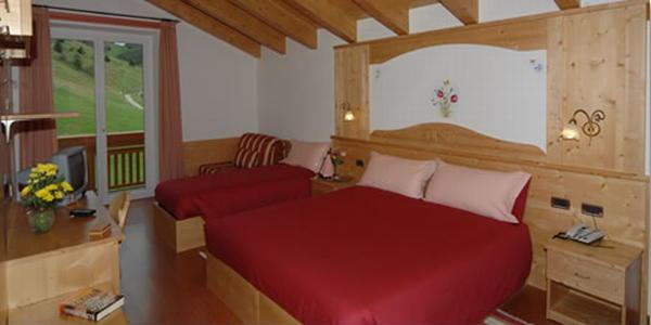 Foto della camera Hotel Bezzi