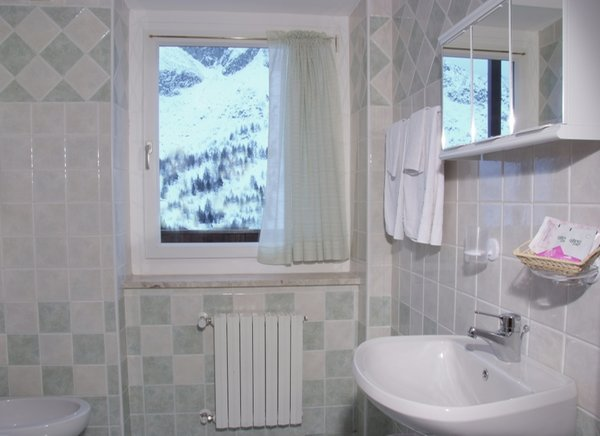 Foto del bagno Albergo Eden