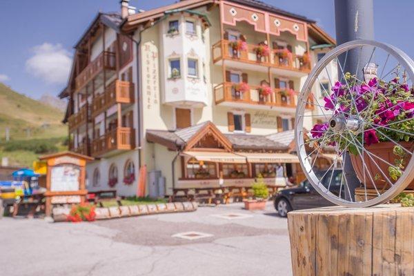 Foto estiva di presentazione Hotel La Torretta