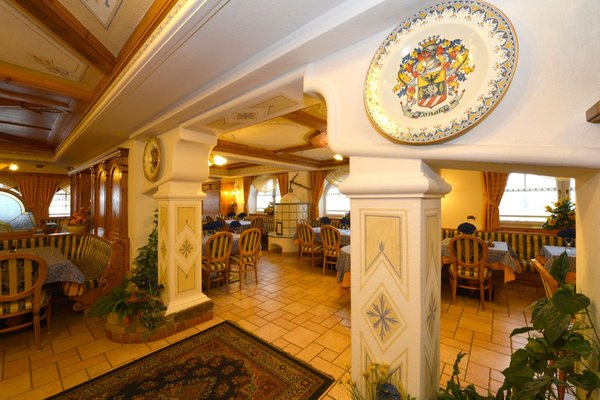Il ristorante Passo Tonale La Torretta