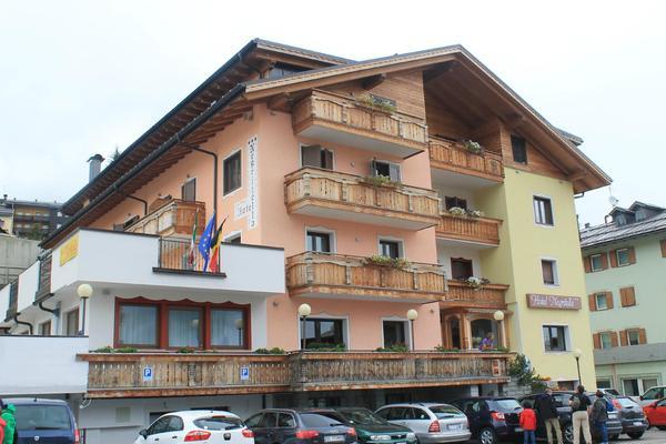 Foto estiva di presentazione Negritella - Hotel 3 stelle