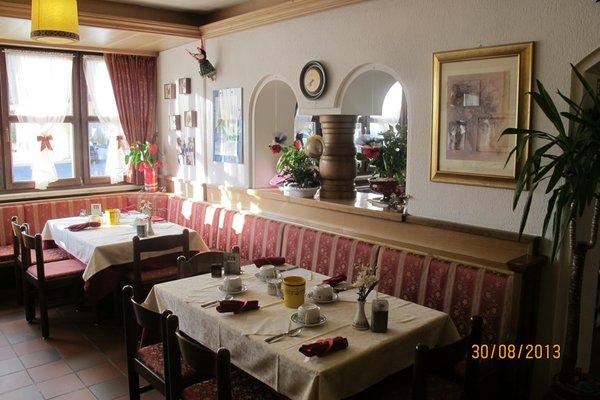 Il ristorante Passo Tonale Presena