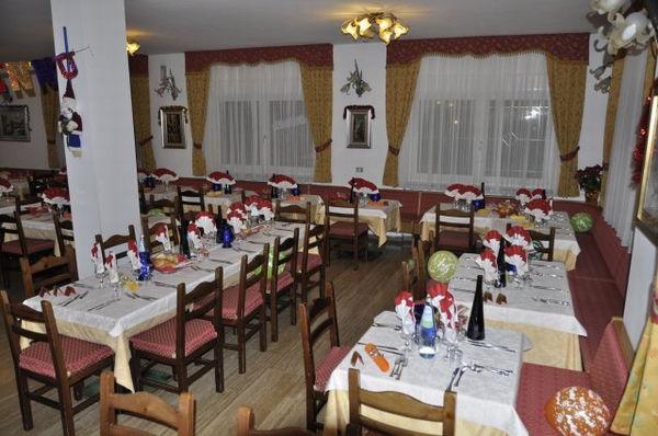 The restaurant Passo Tonale Sciatori