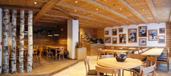 Il ristorante Passo Tonale Hotel Anna