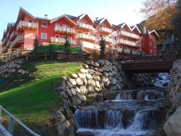 Foto estiva di presentazione Adamello Resort - Residence 4 stelle