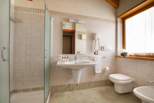 Foto del bagno Residence Adamello Resort