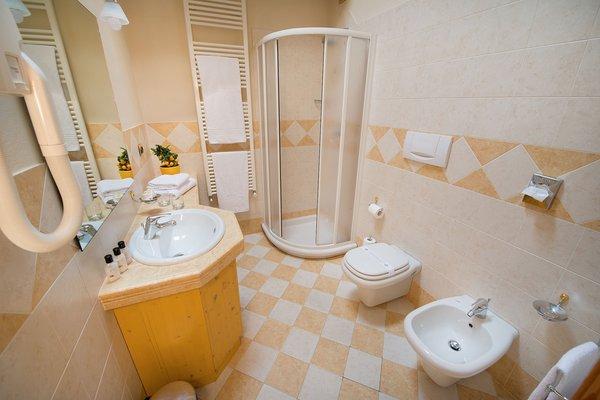 Foto del bagno Aparthotel Residence Club Ponte di Legno
